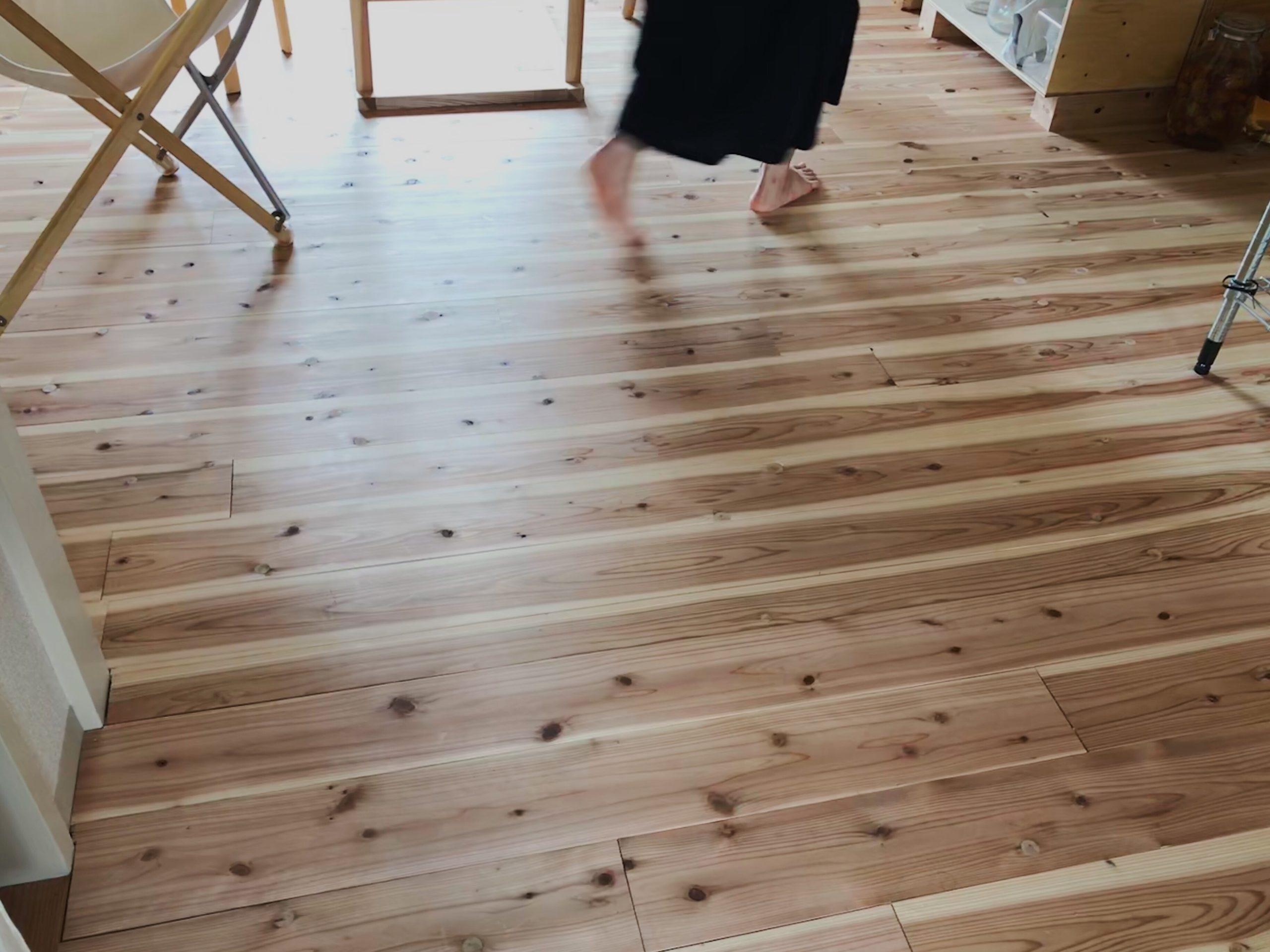 床についてのお話⑥ フローリングの種類